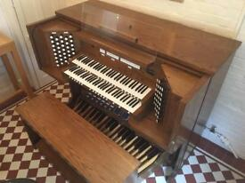 2 Manual Digital Allen Organ