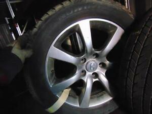 225/55/17 EURO WINTER FALKEN COMPLETE SET OF 4 TIRES WITH MAGS