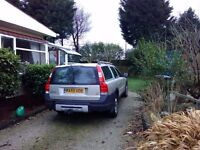 Xc70awd diesel o5plate cross country estate for