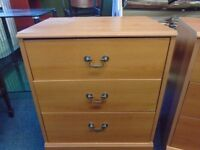 small modern chest of drawers .