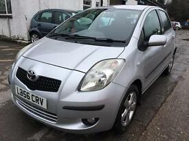 TOYOTA YARIS T SPIRIT S-A 5DR HATCHBACK AUTOMATIC excellent condition 1LADY OWNER