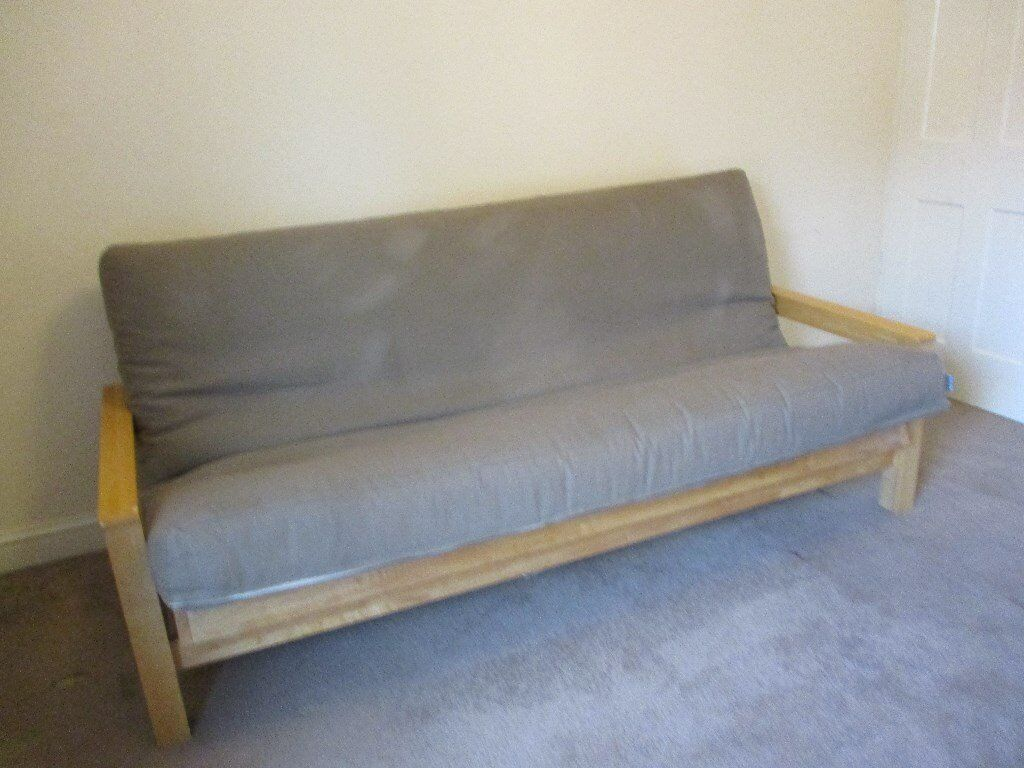 Futon Company 3 Seater Sofa Bed In