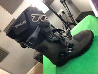 TCX Track Evo WP Boots - Anthracite Grey