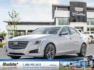 2017 Cadillac CTS 3.6L Luxury Financing as low as 0.9% for up...