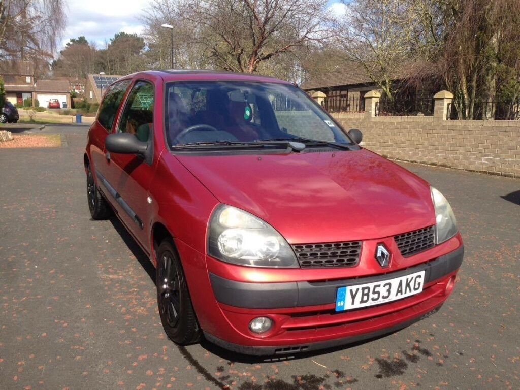 renault clio extreme 2 in washington tyne and wear gumtree. Black Bedroom Furniture Sets. Home Design Ideas