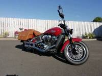 Indian Scout 1200 **OPEN TO OFFERS**