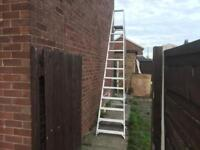 Industrial step ladders 10 ft high