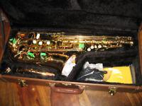 Sonata Alto Saxophone c/w Hard Case