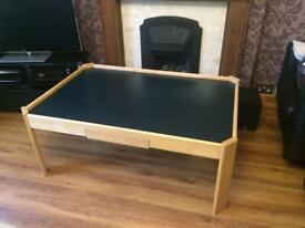 Early learning play table