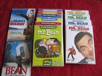 Mr Bean 25th Anniversary Box Set - 12 discs