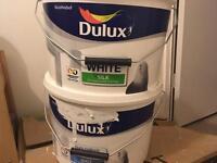 Dulux white paint for sale