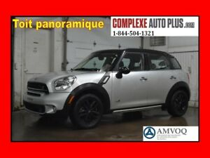 2015 Mini Cooper Countryman S ALL4 AWD *Toit panoramique
