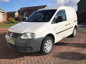 Volkswagen Caddy SDI / FSH / long Mot / reliable van