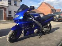 Yamaha Thundercat 2001 Y Reg blue