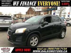 2013 Chevrolet Trax 2LT AWD   ECONOMICAL 1.4L