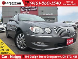 2009 Buick Allure CXL   LEATHER   HTD SEATS   SUNROOF  