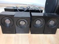 Samsung surround sound