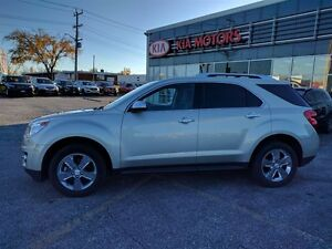 2013 Chevrolet Equinox LTZ INCREDIBLY LOW KM One Local Owner Sarnia Sarnia Area image 8