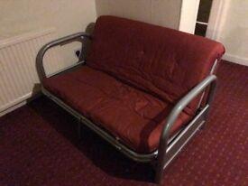 Sofa, portable.