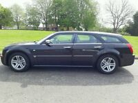 2006 56 CHRYSLER 300C TOURING ESTATE 3.0 CRD DIESEL ONLY 60000 miles FSH ALL EXTRAS P/X