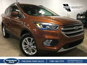 2017 Ford Escape SE | Heated Seats, Backup Camera, Paddle Shifte