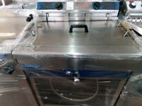 Pastry electric fryer