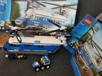 Lego City Police 4439