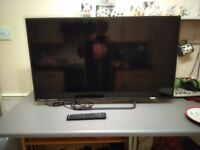 40 inch TV LED HD ready built in freeview play JBL speaker