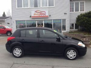 2010 Nissan Versa 1.8 S Only 97 kms. A/C