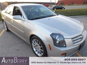 2007 Cadillac CTS *** ACCIDENT FREE ** CERT & E-TEST *** $6,999