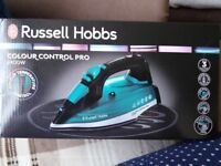 Russell Hobbs colour control pro steam iron
