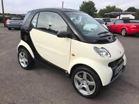 Smart ForTwo PURE SOFTOUCH (black) 2006