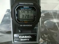 Watches ( original vintage classic G-Shock )
