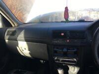2000 VW GOLF 4 1.4 PETROL, Manual, 3 Door