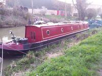 Mike Heywood 50ft Traditional narrowboat