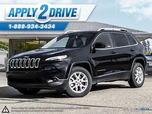 2016 Jeep Cherokee North 4x4 Set up a test drive today!!