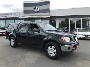 2007 Nissan Frontier SE MODEL, DOUBLE CAB, CANOPY, ONLY 144,000K
