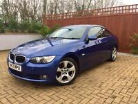 BMW 320d coupe, FSH, Leather & LED Lights