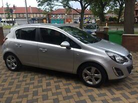 Vauxhall Corsa 1.2 SXi 5dr [AC] Petrol - 2012 - Low Mileage 36350miles
