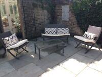 Rattan garden sofas brand new