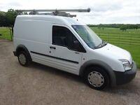 2007 FORD TRANSIT CONNECT 1.8 TDCI LWB HIGH TOP LX PLUS VAN