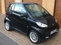 2008 Smart Car Fortwo Passion mhd auto *LONG MOT WITH NO ADVISORIES*LAST SERVICE 86k*