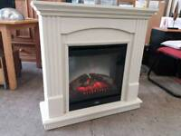 Dimplex fireplace fully working and pat tested - Delivery Available