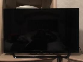 JVC 40 inch TV