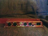 Sonifex RB-MA2 Dual Microphone Amplifier