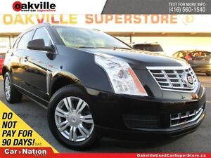 2014 Cadillac SRX FWD | ACCIDENT FREE | LEATHER | BOSE SOUND SYS
