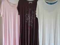 100 LADIES NIGHT DRESSES EX CHAIN STORE ONLY £200