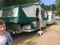 Pennine Pullman Folding Camper - 6 berth - 2004 - vgc