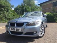 BMW 318D FACELIFT FULL SERVICE HISTORY VERY CLEAN