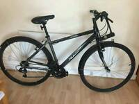 Black mountain bike bristol